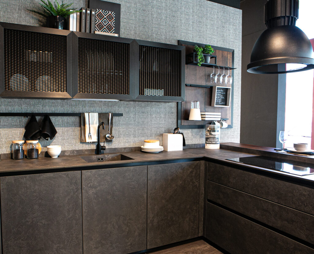 Cucine Moderne - OLTRE INDUSTRIAL 1