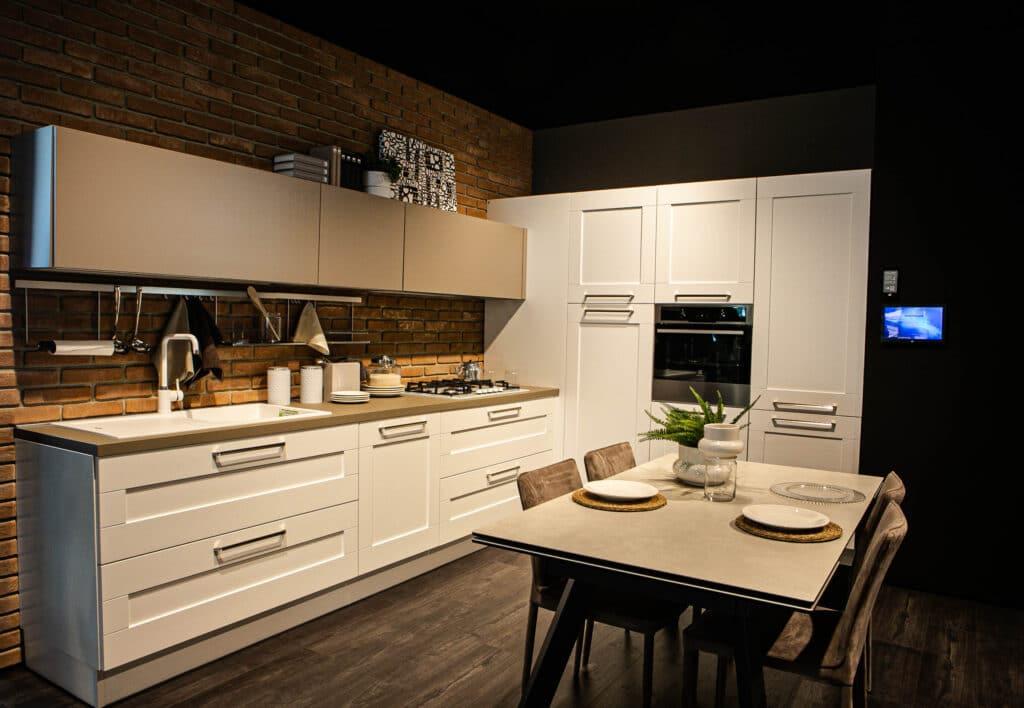 Cucine Moderne - GALLERY LACCATA 1